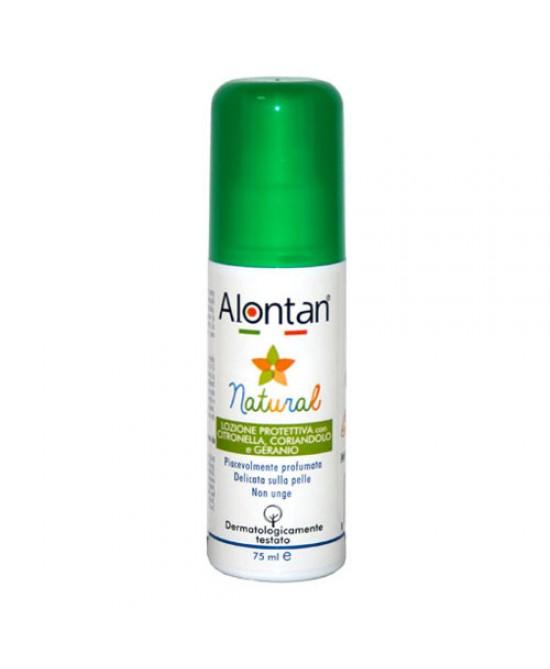 Alontan Natural Spray 75ml - Iltuobenessereonline.it