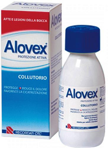 ALOVEX PROTEZIONE ATTIVA COLLUTORIO 120 ML - Farmacia Centrale Dr. Monteleone Adriano