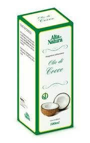 Alta Natura Olio Cocco 100ml - Iltuobenessereonline.it