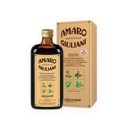 AMARO GIULIANI ELISIR BENESSERE 300 ML - Farmaconvenienza.it