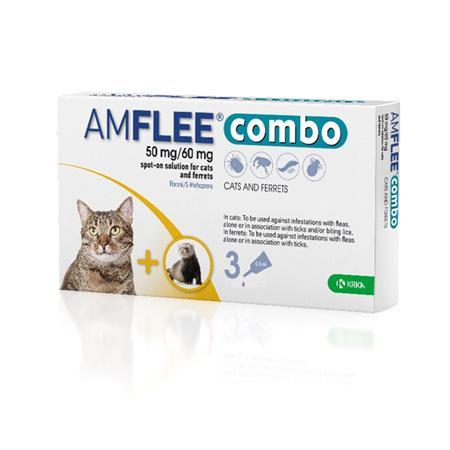 AMFLEE COMBO*3PIP GATTI/FURETT - Parafarmacia la Fattoria della Salute S.n.c. di Delfini Dott.ssa Giulia e Marra Dott.ssa Michela