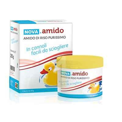 AMIDO DI RISO PURISSIMO NOVA AMIDO 5 BUSTE 50 G - Iltuobenessereonline.it