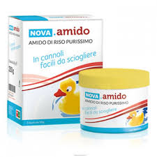 AMIDO DI RISO PURISSIMO NOVA AMIDO 5 BUSTE 50 G - Spacefarma.it