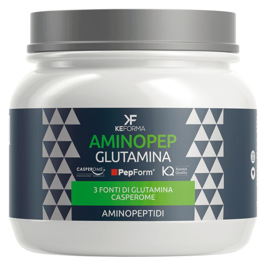 KEFORMA AMINOPEP GLUTAMINA POLVERE 120 G - Farmaconvenienza.it