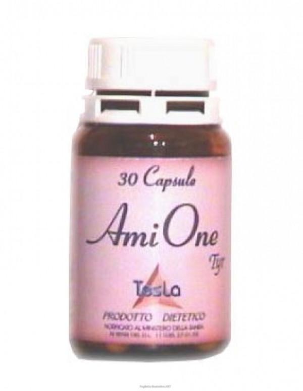 AMIONE 10 LISINA HCL 30 CAPSULE - Zfarmacia