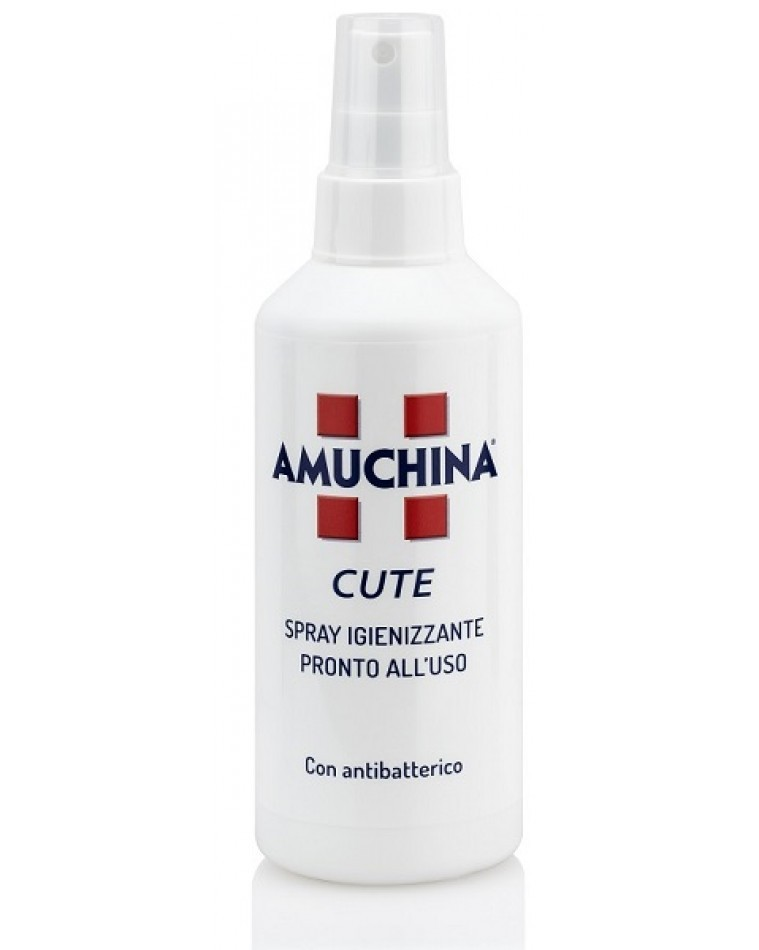 AMUCHINA 10% SPRAY CUTE 200 ML - Farmacia Castel del Monte