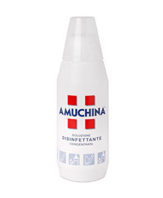 AMUCHINA soluzione disinfettante concentrata 250 ML - Farmapage.it