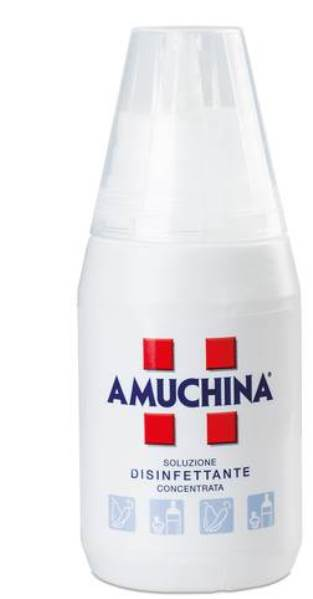 AMUCHINA 100% 250 ML - Iltuobenessereonline.it