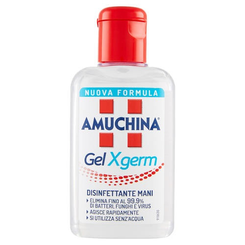 AMUCHINA GEL X-GERM 80 ML - FARMAPRIME