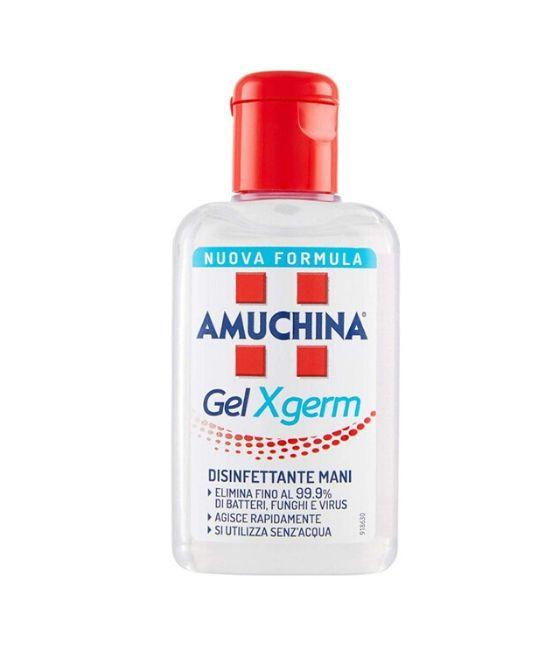 AMUCHINA GEL X-GERM disinfettante mani 80 ML - Farmapage.it
