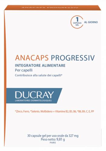 ANACAPS PROGRESSIV DUCRAY 30 CAPSULE 2017 - Farmacia Centrale Dr. Monteleone Adriano