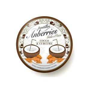 ANBERRIES COCCO/CURCUMA 55 G -  Farmacia Santa Chiara