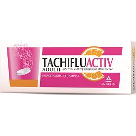 TACHIFLUACTIV*12CPR 500+200MG - Speedyfarma.it