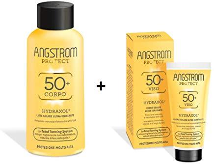 ANGSTROM BIPACCO LATTE 50 + CREMA VISO 50+ - Farmaconvenienza.it