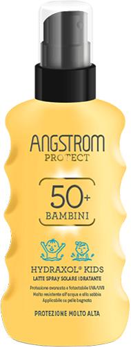 ANGSTROM PROTECT HYDRAXOL KIDS PELLE BAGNATA SPF 50+ - Farmacia Centrale Dr. Monteleone Adriano