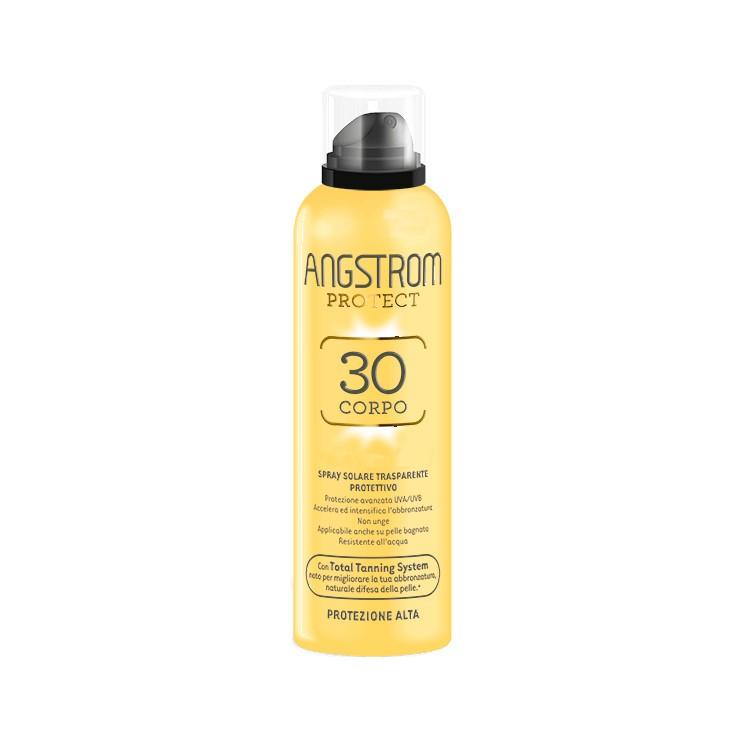 Angstrom Protect Instadry Spray Trasparente Solare Protezione Alta SPF30 150ml - Arcafarma.it