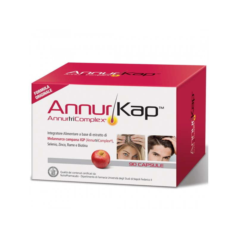 ANNURKAP 90 CAPSULE - Farmaunclick.it
