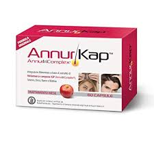 Annurkap Integratore AntiCaduta per Capelli Mela Annurca 60 Compresse - Farmastar.it