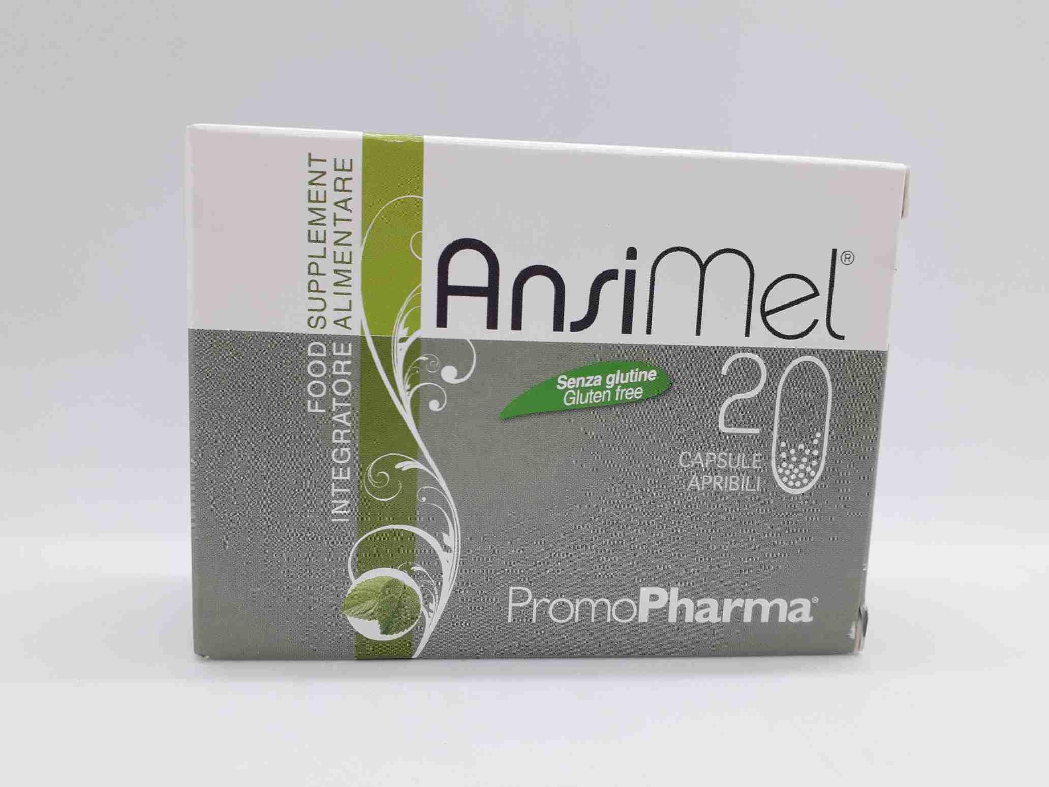 Ansimel 20cps - Farmaciaempatica.it