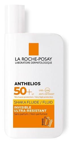 LA ROCHE POSAY ANTHELIOS FLUIDO SPF50+ SENZA PROFUMO 50 ML - Farmastar.it