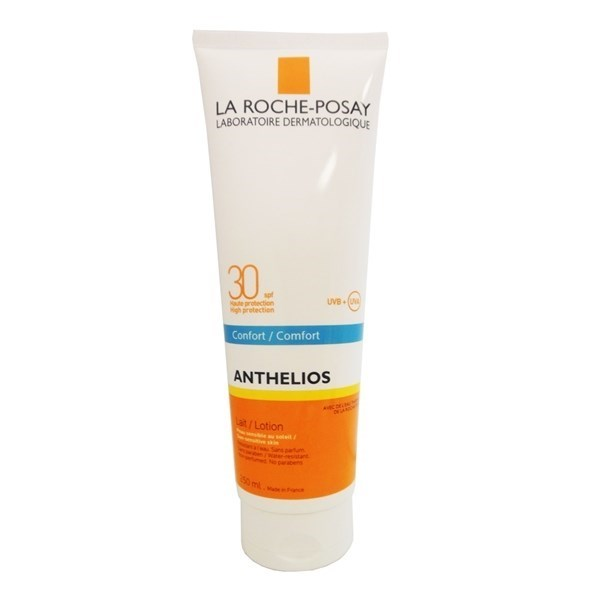 La Roche Posay Solari Anthelios SPF 30 Latte Vellutato 250 ml - Zfarmacia