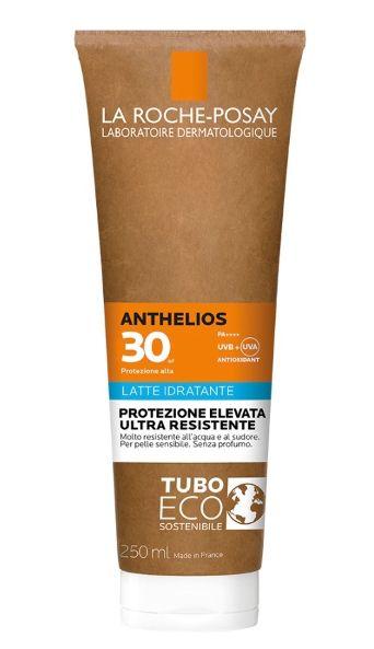 ANTHELIOS LATTE SOLARE  SPF 30 PAPER PACK 250 ml - FARMAPRIME