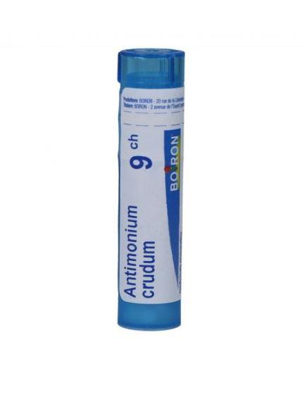 ANTIMONIUM CRUDUM 9 CH GRANULI - Farmafirst.it