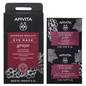 APIVITA EXPRESS Maschera Occhi Liftante UVA 2 X 8 ML - Farmabros.it