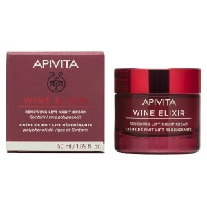 APIVITA NEW WINE ELIXIR NIGHT 50 ML - Farmabros.it