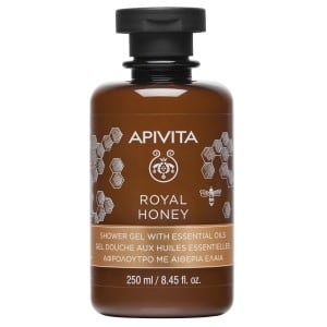APIVITA ROYAL HONEY Gel Doccia Cremoso con Oli Essenziali  ML/20 - Farmabros.it