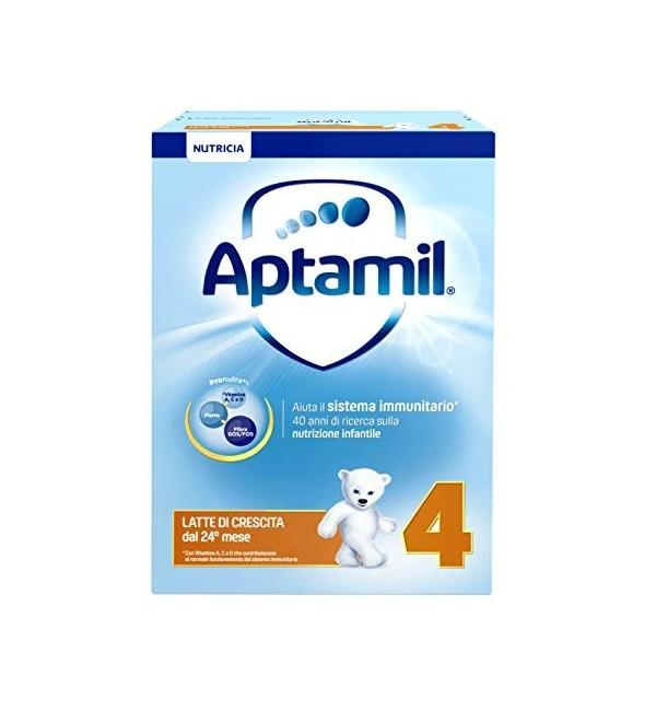 APTAMIL 4 CRESCITA POLVERE 1,2 KG - Farmaconvenienza.it