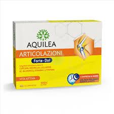 AQUILEA ARTICOLAZIONI FORTE DOL 30 COMPRESSE - Farmacia Castel del Monte