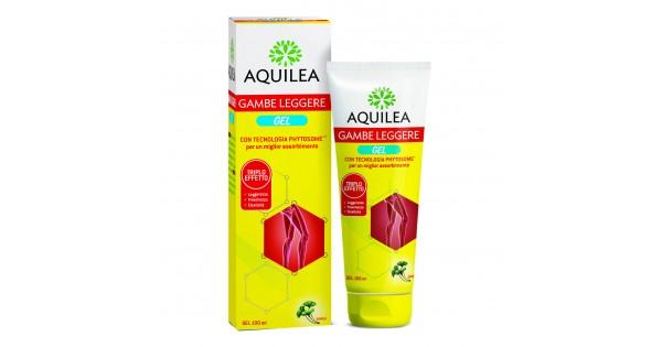 AQUILEA GAMBE LEGGERE GEL 100 ML - Farmacia Castel del Monte