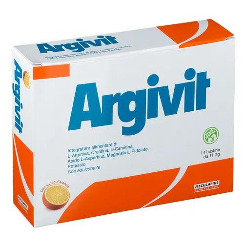 ARGIVIT SENZA GLUTINE 14 BUSTINE DA 11,2 G - Farmaci.me