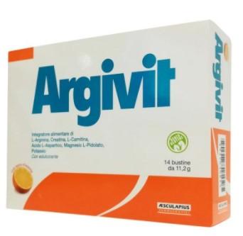 ARGIVIT SENZA GLUTINE 14 BUSTINE DA 11,2 G - Farmacia33