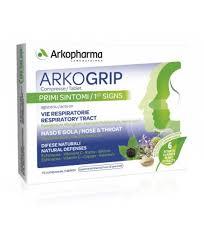 ARKOGRIP 15 COMPRESSE - Farmalandia