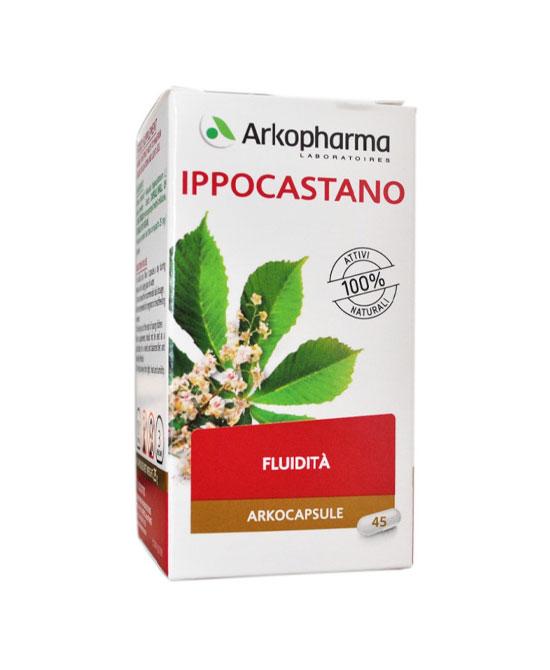 Arkocapsule Ippocastano 45 capsule - latuafarmaciaonline.it