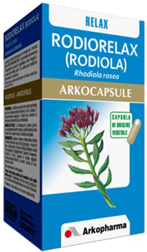 ARKO CAPSULE RODIOLA 45 CAPSULE - Farmacia Centrale Dr. Monteleone Adriano