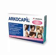 Arkppharma Arkocapil Pack Integratore Alimentare 2x60 Capsule - Parafarmaciabenessere.it
