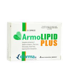 ARMOLIPID PLUS 30 COMPRESSE - Farmacia Giotti