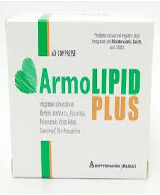 ARMOLIPID PLUS 20 COMPRESSE - Farmabravo.it