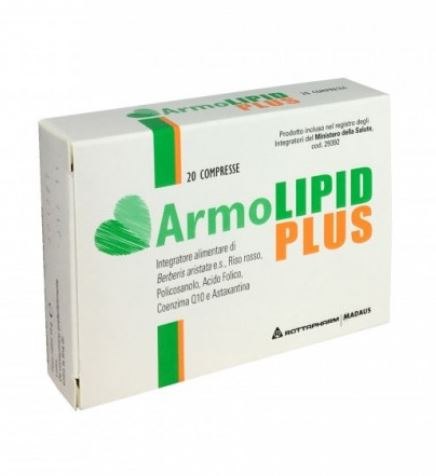 ARMOLIPID PLUS 60 COMPRESSE - Farmafirst.it