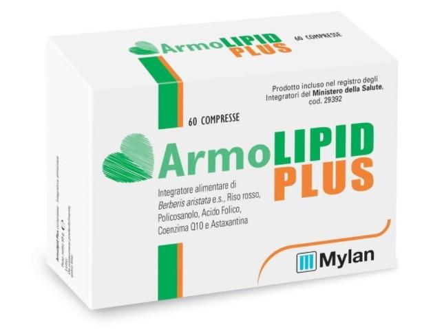 ARMOLIPID PLUS 60 COMPRESSE - Farmacia 33