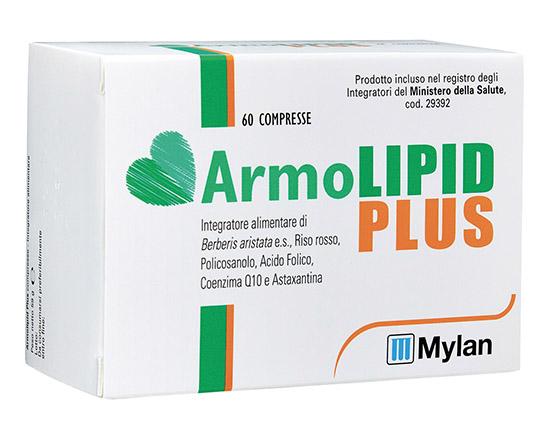 ARMOLIPID PLUS 60 COMPRESSE PSI - FARMAEMPORIO
