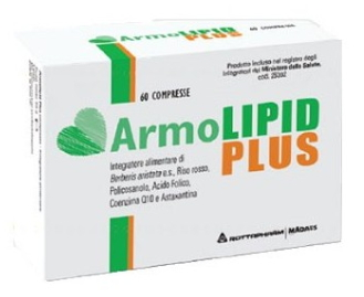 ARMOLIPID PLUS 60 COMPRESSE ITALIA - Farmaciacarpediem.it