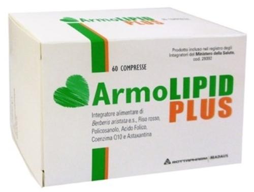 ARMOLIPID PLUS 60 COMPRESSE - Farmacia Centrale Dr. Monteleone Adriano