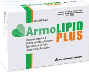 Armolipid Plus 60 Compresse - Arcafarma.it