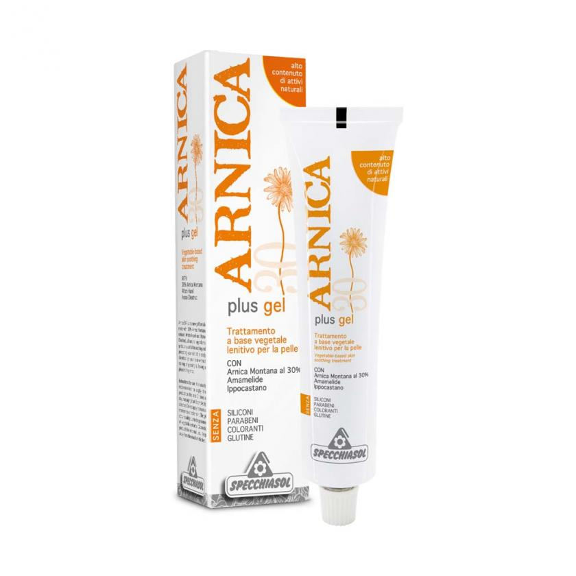 Specchiasol Arnica 30 Plus Gel 75 ml - latuafarmaciaonline.it
