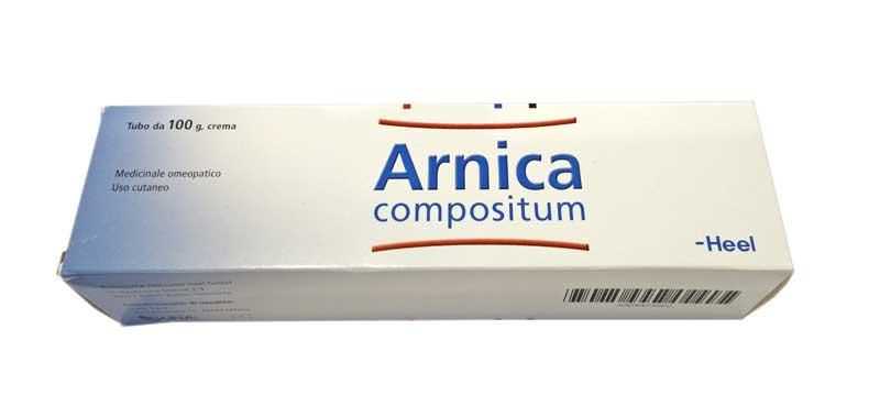 Arnica Compositum Pomata 100g Heel - Zfarmacia