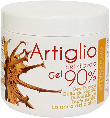 ARTIGLIO DIAVOLO GEL 90% 500ML - Parafarmacia la Fattoria della Salute S.n.c. di Delfini Dott.ssa Giulia e Marra Dott.ssa Michela